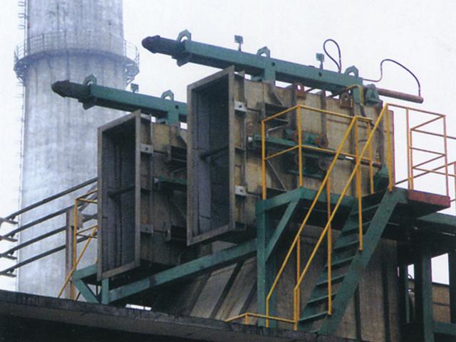 焦爐機械-6米頂裝式焦爐