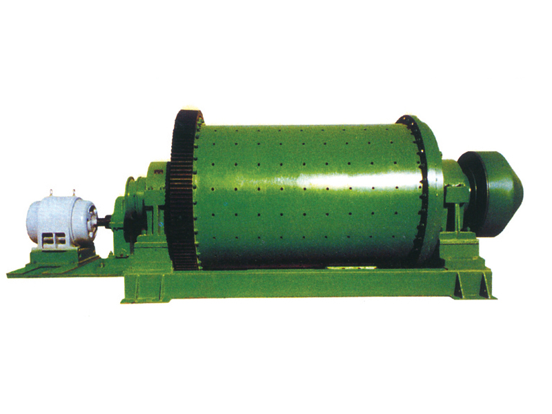 节能型湿式棒磨机